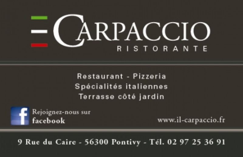 Carte de visite Restaurant