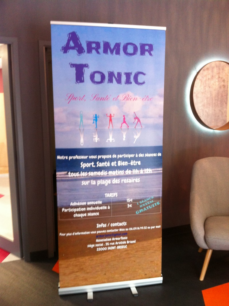 ROLL UP ARMOR TONIC ST BRIEUC