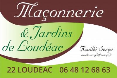 Logo Maçonnerie et Jardins de Loudéac